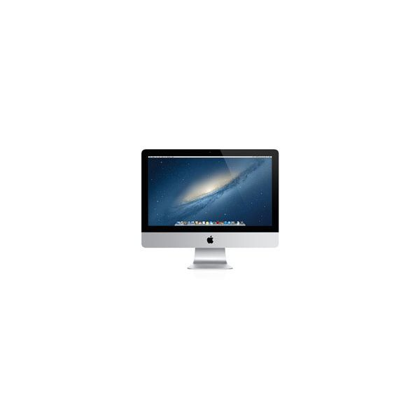 iMac 21-inch Core i5 2.7 GHz 1 TB HDD 8 GB RAM Argent (Fin 2012)