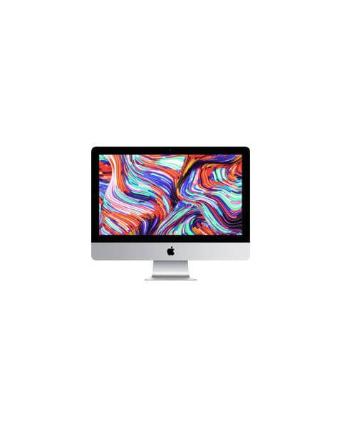 iMac 21-inch Core i3 3.6 GHz 1 TB HDD 8 GB RAM Argent (4K, 21,5 Inch, 2019)