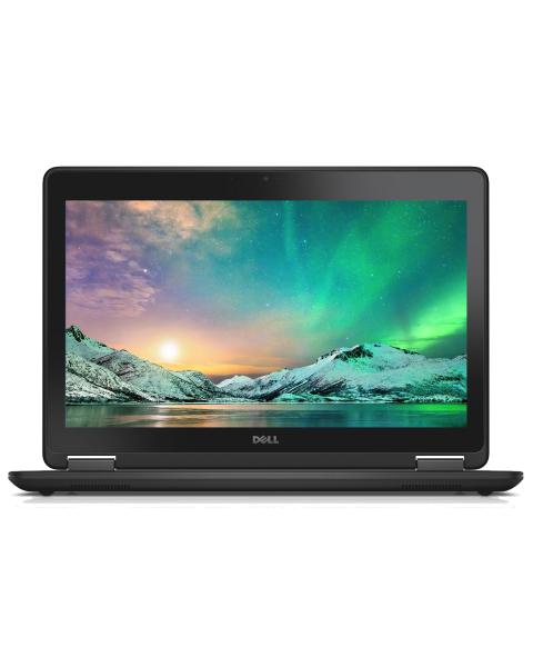 Dell Latitude E7250   12.5 inch HD   5e generatie i5   128GB SSD   8GB RAM   QWERTY/AZERTY/QWERTZ