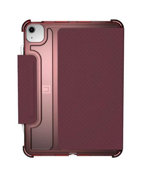 Lucent Bookcase iPad Air (2020) / Pro 11 (2020 / 2018) - Roze / Pink