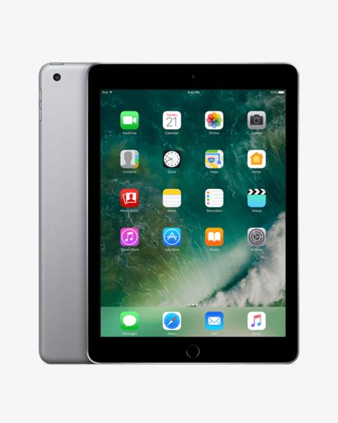 iPad 2017 128GB WiFi noir/gris espace reconditionné