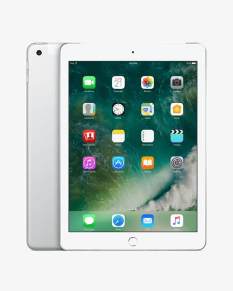 iPad 2017 32GB WiFi +4G argenté reconditionné