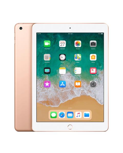 Refurbished iPad 2018 32GB WiFi doré