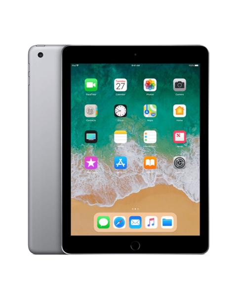 iPad 2018 32GB WiFi + 4G noir/gris espace reconditionné