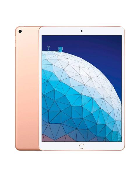 Refurbished iPad Air 3 256GB WiFi doré