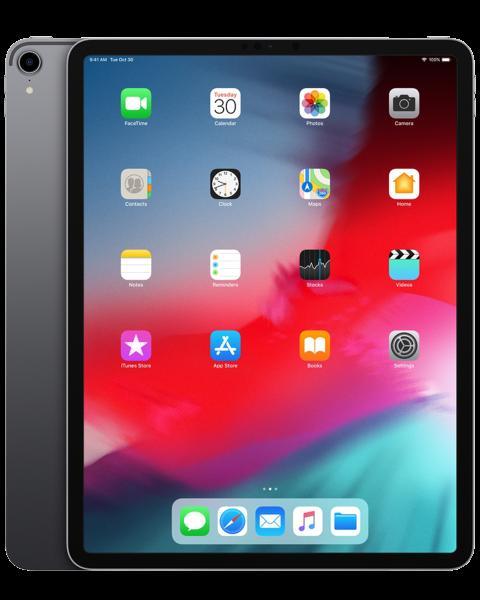Refurbished iPad Pro 12.9 64GB WiFi spacegrijs (2018)