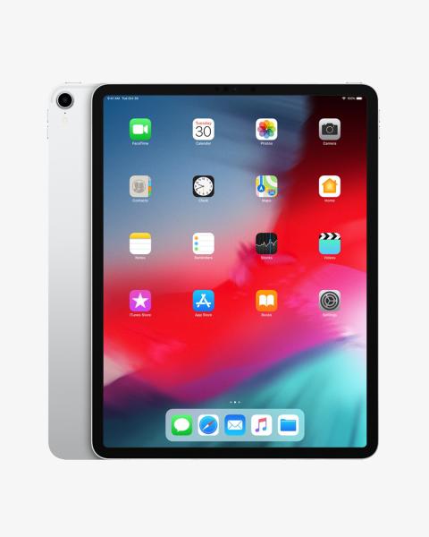 Refurbished iPad Pro 11-inch 1TB WiFi zilver (2018)