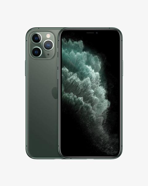 Refurbished iPhone 11 Pro Max 256GB midnight green