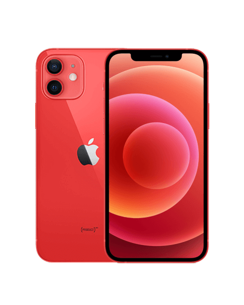 iPhone 12 128GB rouge