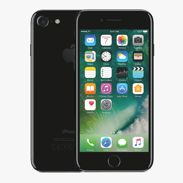 iPhone 7 128GB noir jais reconditionné