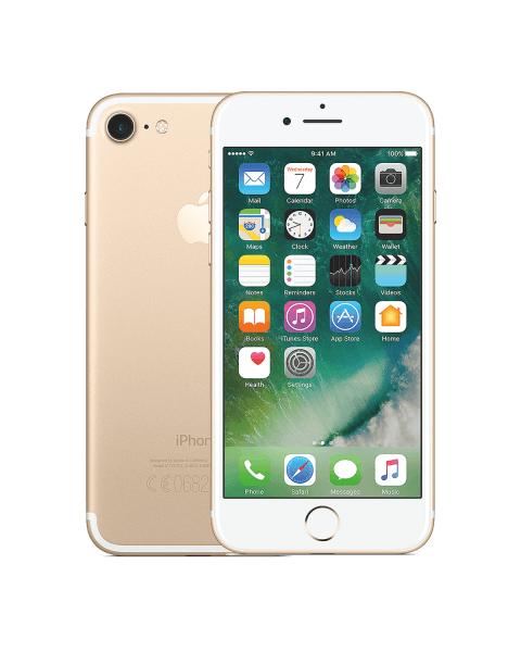 iPhone 7 32GB doré reconditionné