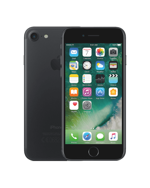 iPhone 7 32GB noir mat reconditionné