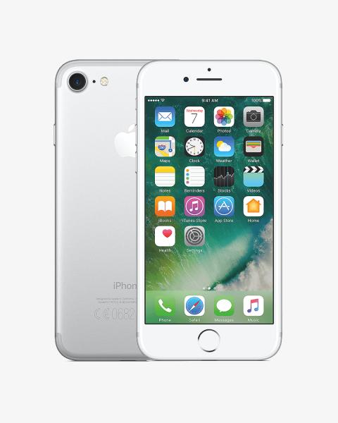 iPhone 7 32GB argenté reconditionné