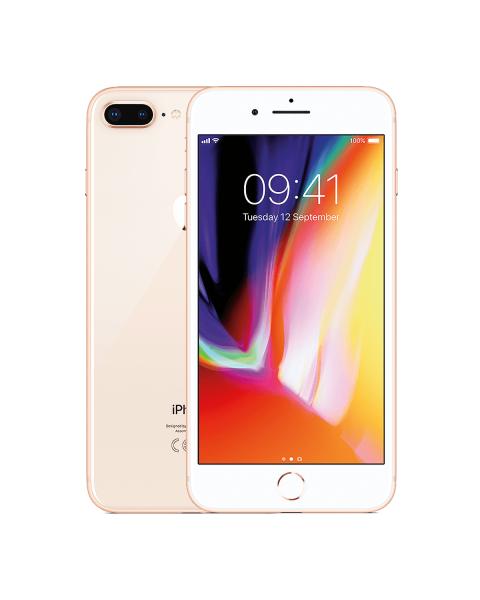 Refurbished iPhone 8 plus 64GB doré
