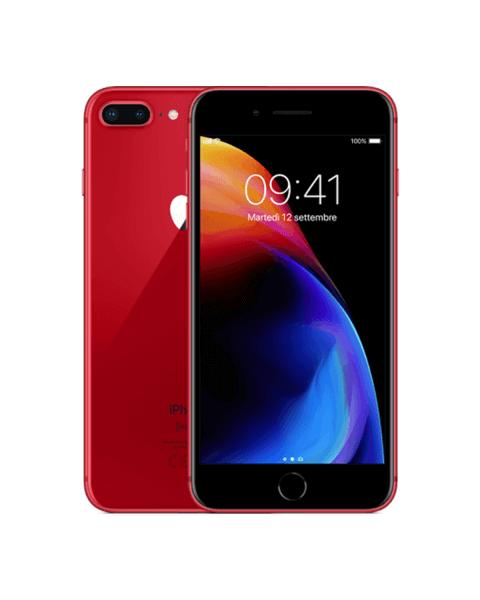 Refurbished iPhone 8 plus 64GB rouge