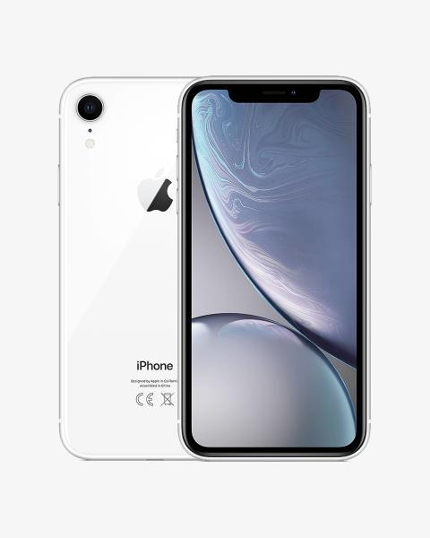 Refurbished iPhone XR 64GB blanc