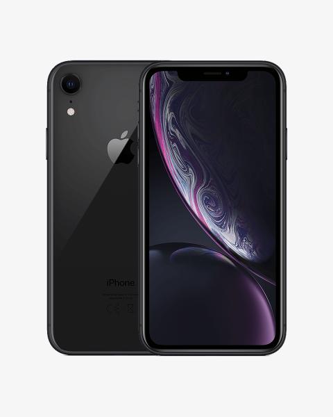 Refurbished iPhone XR 64GB noir