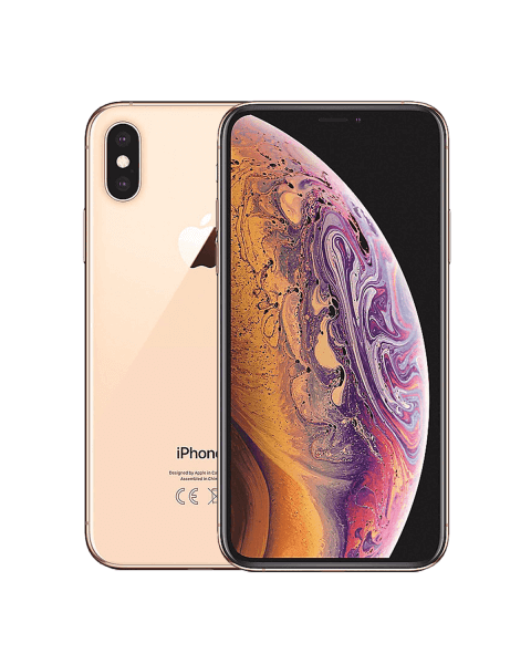 Refurbished iPhone XS 64GB doré
