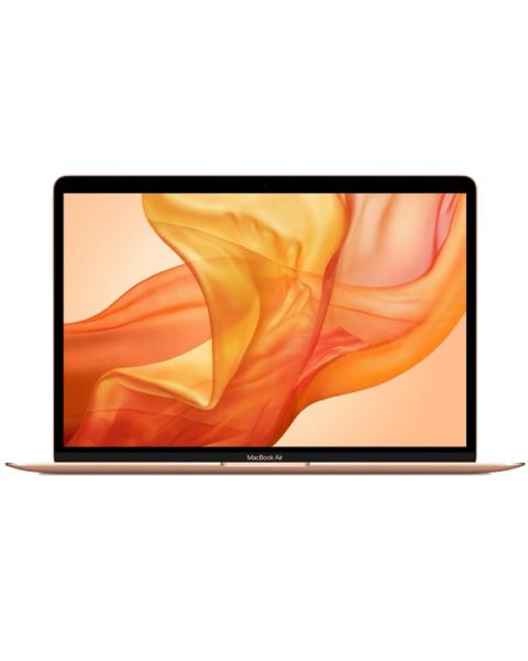 MacBook Air 13-inch Core i3 1.1 GHz 256 GB SSD 8 GB RAM Goud (2020)