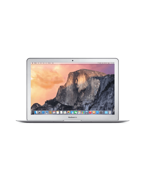MacBook Air 13-inch Core i5 1.6 GHz 128 GB SSD 8 GB RAM Argent (Début 2015)
