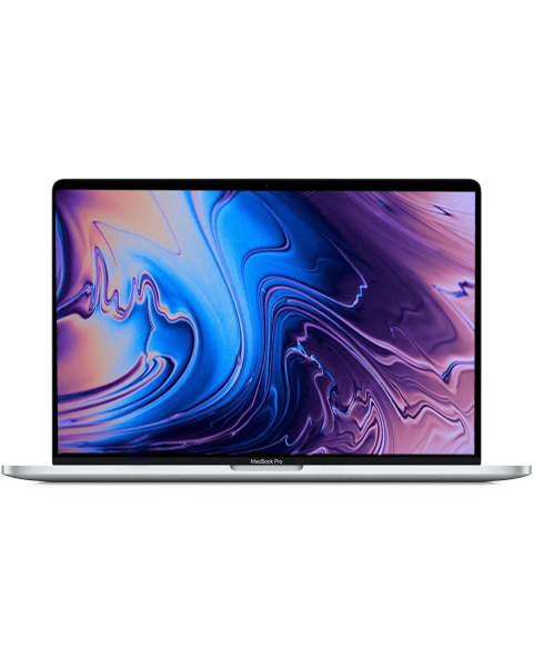 Macbook Pro 13-inch Touch Bar Core i5 2.4 GHz 256 GB SSD 8 GB RAM Zilver (2019)