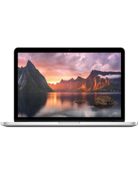 MacBook Pro 13-inch Core i5 2.7 GHz 256 GB SSD 8 GB RAM Argent (Début 2015)