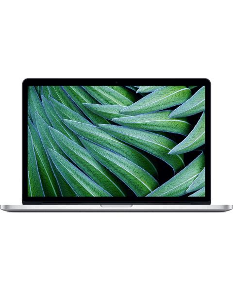 MacBook Pro 15-inch Core i7 2.3 GHz 256 GB SSD 8 GB RAM Argent (Fin 2013)