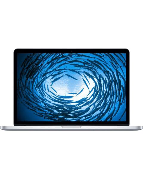 MacBook Pro 15-inch Core i7 2.0 GHz 512 GB SSD 8 GB RAM Argent (Fin 2013)