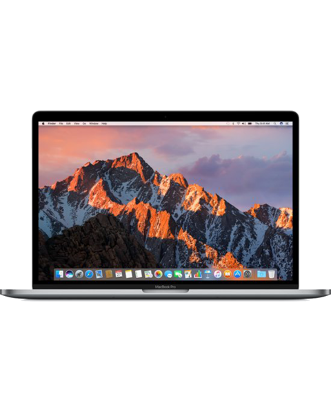 Macbook Pro 13-inch Core i5 2.9 GHz 512 GB SSD 8 GB RAM Spacegrijs (2016)