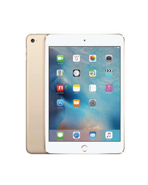 Refurbished iPad mini 3 16GB WiFi + 4G doré