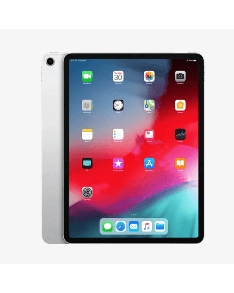 Refurbished iPad Pro 12.9 64GB WiFi + 4G argent (2018)