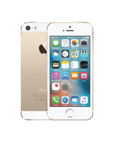 iPhone 5S 64GB doré reconditionné