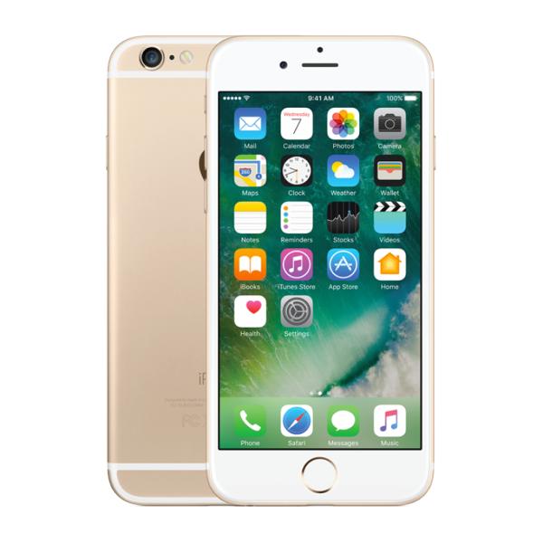 iPhone 6 128GB doré reconditionné