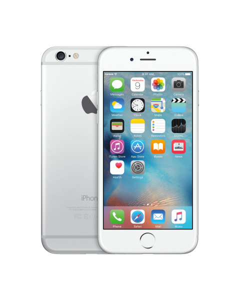 iPhone 6 16GB argenté reconditionné