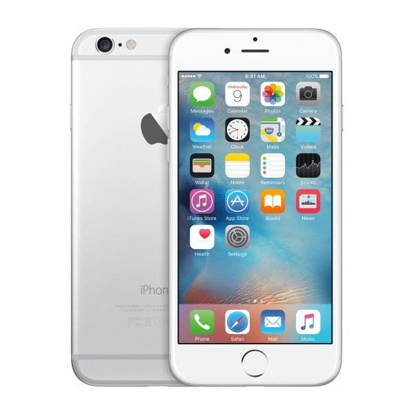 Refurbished iPhone 6 32GB argent