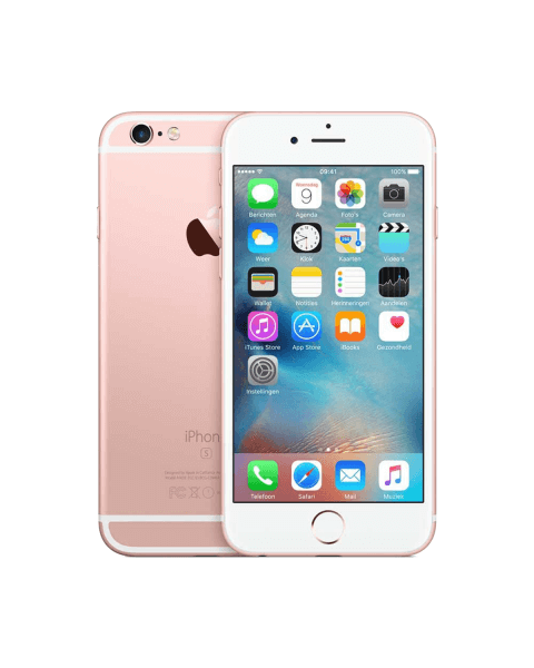 iPhone 6S 64GB or rose reconditionné