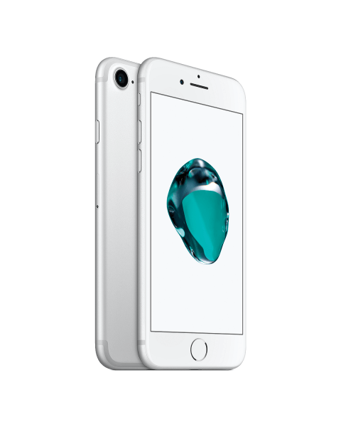 iPhone 7 128GB argenté reconditionné