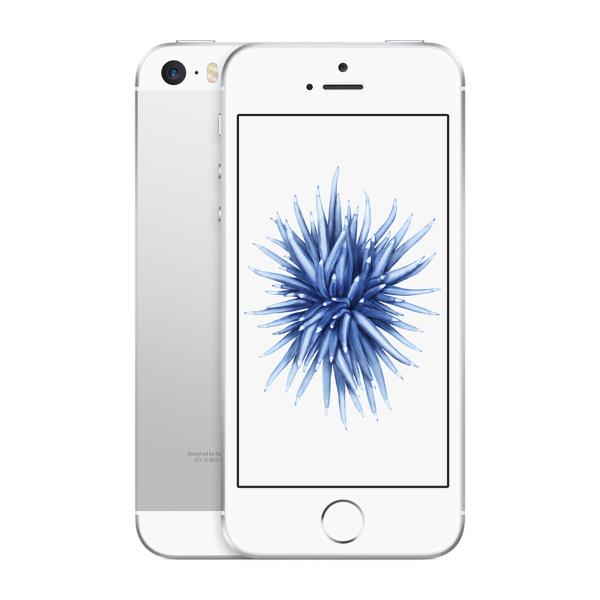iPhone SE 16GB argenté reconditionné