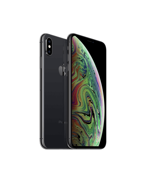 Refurbished iPhone XS MAX 256GB gris espace