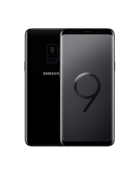 Refurbished Samsung Galaxy S9 64GB noir