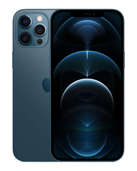 Refurbished iPhone 12 Pro Max 256GB blauw