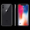 iPhone X 64GB gris espace reconditionné