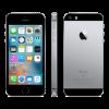 iPhone SE 16GB noir/gris espace reconditionné